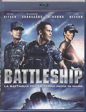 BATTLESHIP - blu-ray disc