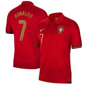 2020/21 Portugal Heim Trikot Euro RONALDO 7