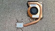 IBM LENOVO THINKPAD L510 L512 HEAT SINK & Cooling FAN 60Y5020 TESTED