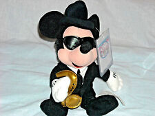 SALE $275/CHICAGO BLUES MICKEY BEANBAG PLUSH LIMITED TO 200/CHICAGO DISNEY STORE