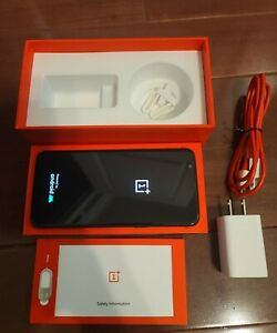 OnePlus 5T - 128GB - Midnight Black (Unlocked) Smartphone