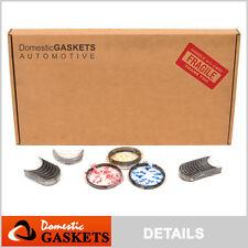 Fit 01-04 Nissan Pathfinder Infiniti QX4 3.5L Full Gaskets Bearings&Rings VQ35DE