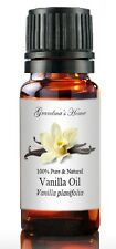 Vanilla Essential Oil - 5 mL - 100% Pure and Natural - Free Shipping - US Seller