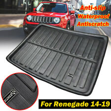 For Jeep Renegade 2014-2019 Cargo Liner Rear Trunk Mat Boot Floor Tray Protector