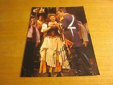 Milena Kitic Opera Singer Autographed Signed 8.5X11 Photo