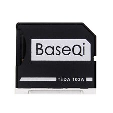 BASEQI Aluminum miniDrive : MicroSD Adapter for Macbook Air 13 (iSDA103A)