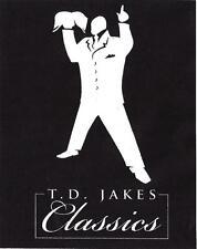 The Classics Vol. 2 - a 6 DVD Bishop T. D. Jakes Classic Teaching