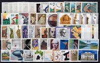 P135776/ WEST GERMANY – YEAR 1992 MINT MNH MODERN LOT – CV 135 $