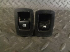 2005 BMW 3 SERIES 320d ES 4DR SALOON PAIR OF REAR WINDOW SWITCHES 6945874