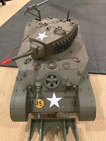 M5 Stuart RC Tank by 21st Century Toys Boogie Wheel