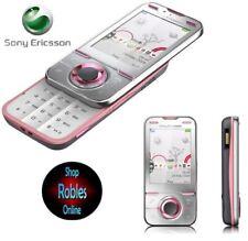 Sony Ericsson Yari U100i Metal Rose (Simlock Frei) 5MP BLITZ 3G GPS TOP OVP