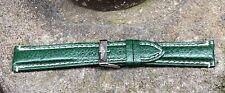 Montre Bracelet Cuir Boucle Acier Breitling 20mm