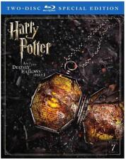 HARRY POTTER AND THE DEATHLY HALLOWS: PART II NEW BLU-RAY