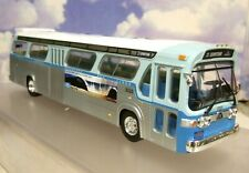 "GREENLIGHT 1/43 GM GENERAL MOTORS TDH LOS ANGELES BUS #2525 ""SPEED"" MOVIE 86544"