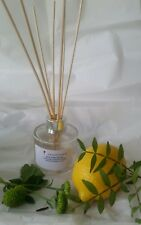 Abundance Aromatherapy Reed Diffuser Warm Earthy Evening with 100% Essential Oil