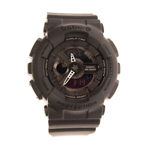 CASIO BABY-G Shock Resistant Watch Analogue & Digital Japan Movement World Time
