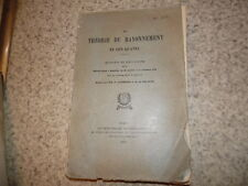 1912.Théorie du rayonnement et les quanta.Einstein.Planck