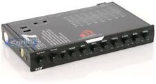 MASSIVE AUDIO 7-Band In-Dash Equalizer w/ 8V Line Driver & Aux Input | EQ7