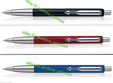 Parker Set of 3 Vector Standard CT Ball point  Ball Pens - New Sealed Blue ink