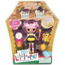 MINI LALALOOPSY DOLL BLOSSOM'S A BUSY BEE
