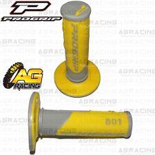 Pro Grip Progrip 801 Grips Yellow For Suzuki TM 250 Champion 1972-1990