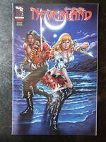 Grimm Fairy Tales - Neverland #2, Al Rio Cover, Zenescope Comics NM, Sexy Pirate