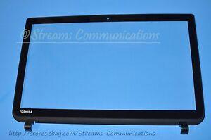 """TOSHIBA Satellite L55T-B Series 15.6"""" LCD Bezel w/ Digitizer MPZ44BLILB00"""
