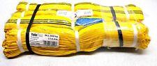 4 x Yaletex Rundschlinge Gelb 3m 3000kg Hebegurt Hebeband Hebeschlinge