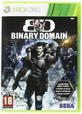 Binary Domain Limited Edition (microsoft Xbox 360 2012) 5055277016785