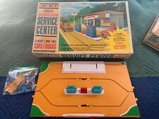 Ideal Motorific Automatic Action Service Center Gas Station in Box Hard to Find