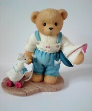 Cherished Teddies Cherish the Little Things Alex Artist Signed 368156 Nib