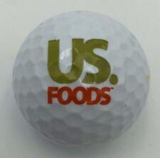 Us Foods Logo Golf Ball (1) Callaway WarBird 2.0 Preowned