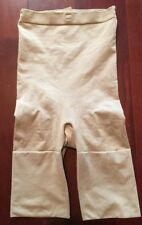 NEW 069 SPANX SLIM COGNITO EXTRA FRM HIGH WAISTED SHPNG Short SM-XL Nude/BLK $78