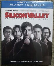 HBO Silicon Valley Complete First Season Blu Ray Set NEW SEALED