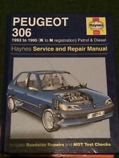 buy peugeot 306 1994 car service repair manuals ebay rh ebay co uk haynes manual peugeot 306 haynes manual peugeot 206 download