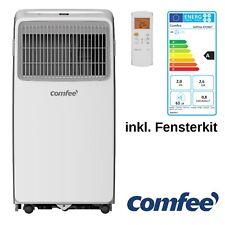Comfee MPPHA-07CRN7 Mobiles Klimagerät, Fensterkit, 7000 BTU, ca. 25 m², EEK: A