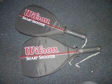 Wilson sharp shooter Racquets racquet ball indoor set 2