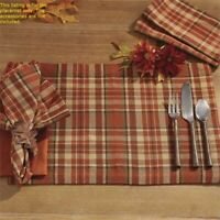 Abundant Placemat Park Designs Fall Autumn Thanksgiving Kitchen Dining Set 2