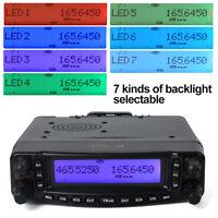 TC-MAUV11 Dual Band VHF UHF amateur Mobile radio Transceiver With Scrambler FM