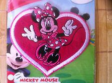 Bügelbild Disney Minnie Mouse Embleme zum Aufbügeln Deko-Figuren