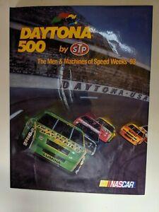 Daytona 500 Men & Machines of Speedweeks 1993 Dale Jarrett Nascar