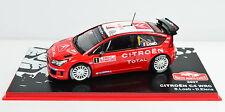 Citroen C4 WRC Rallye Monte-Carlo 2007 # 1 Maßstab 1:43