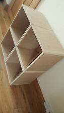 Vinyl Record Storage Cube ( 4 Cube Special Offer )