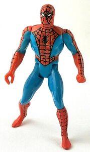 """1984 Mattel Secret Wars Spider-Man Action Figure 4.25"""" Marvel Comics Vintage"""
