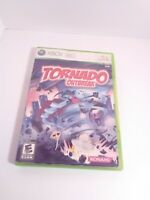 Tornado Outbreak (Microsoft Xbox 360, 2009) Complete Tested Fast Shipping!