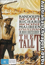 The Tall T DVD NEW, FREE POSTAGE WITHIN AUSTRALIA REGION ALL