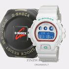 Authentic Casio G-Shock Men's White Digital Watch DW6900SN-7