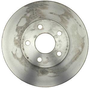 Disc Brake Rotor-Non-Coated Front ACDelco Advantage 18A407A