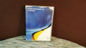Adobe Photoshop CS3 Extended + Creative Suite 3 Software for Mac