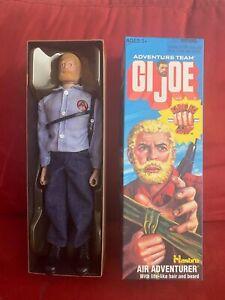 "12"" G.I. JOE ADVENTURE TEAM AIR ADVENTURER KUNG FU GRIP LIFE-LIKE HAIR HASBRO"